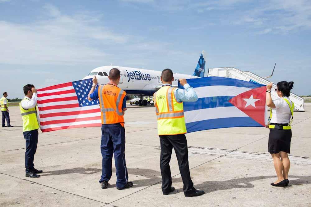 los viajes a Cuba serán suspendidos por 30 días